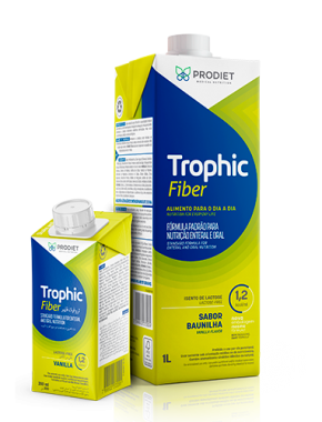 Trophic Fiber – 1 L and 200 ml