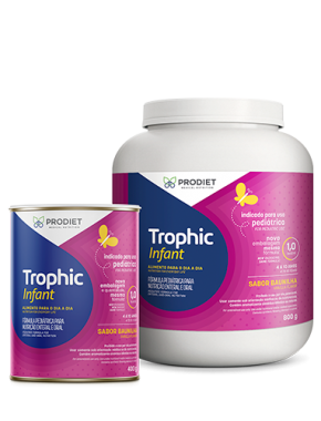 Trophic Junior – 400 g and 800 g